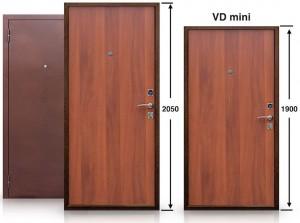 металлические двери в Воронеже