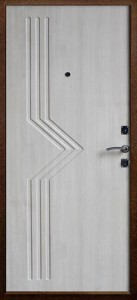 металлическая входная дверь Капучино