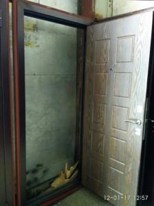 Входная дверь Шоколадный дуб