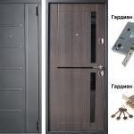 Входная металлическая дверь VD-42 Венге