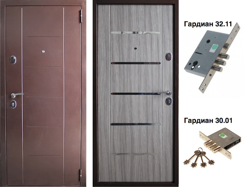 Дверь VD-43 Палисандр темный