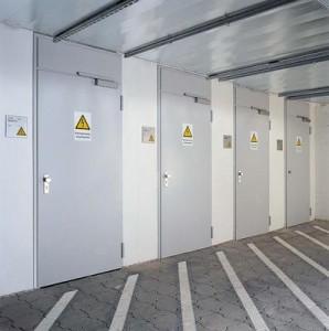 Противопожарные металлические двери в Воронеже изготовление на заказ