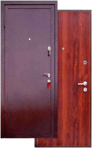 Изготовление, установка входных металлических дверей Воронеж