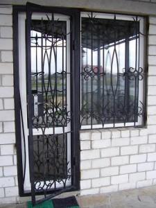 Оконные, дверные решетки Воронеж
