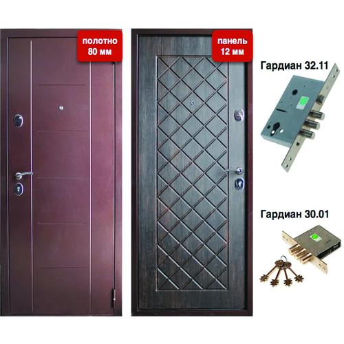 Входная металлическая дверь вд-44