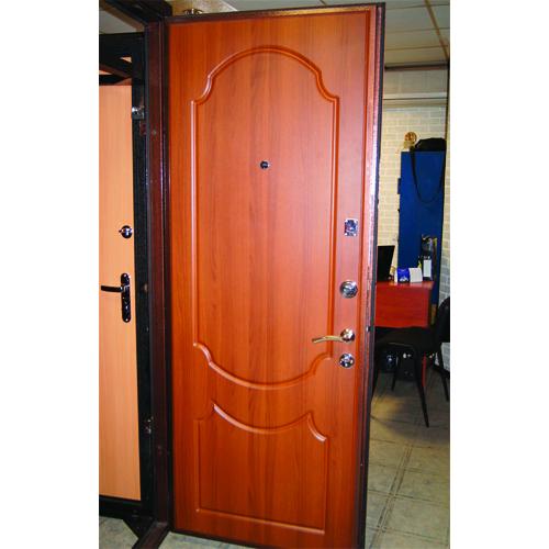 металлическая дверь бронированная